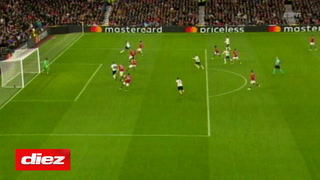 Atalanta está sorprendido al Manchester United de Cristiano Ronaldo en Champions