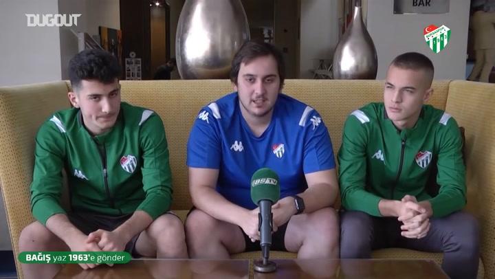 Ozan İsmail Koç ve Batuhan Kör Özel Röportajı