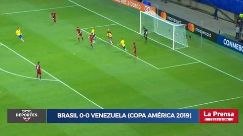 Brasil 0-0 Venezuela (Copa América 2019)