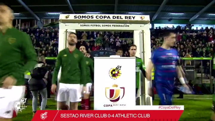 Sestao River-Athletic Club