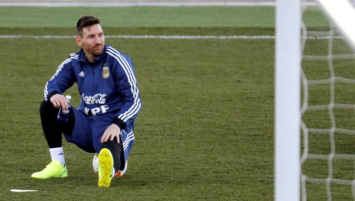 Continúa la preparación de la Selección Argentina en Madrid