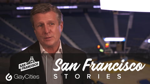 SAN FRANCISCO STORIES: Rick Welts