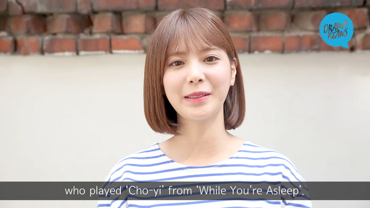 [Hello Dramabeans] Kim Da-ye