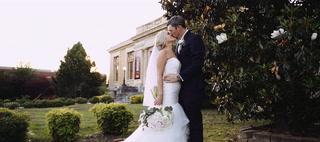 Mallory + Michael | Jackson, Tennessee | Aeneas building