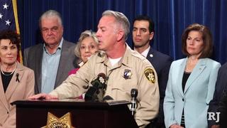 Las Vegas police provide updates following Strip shooting