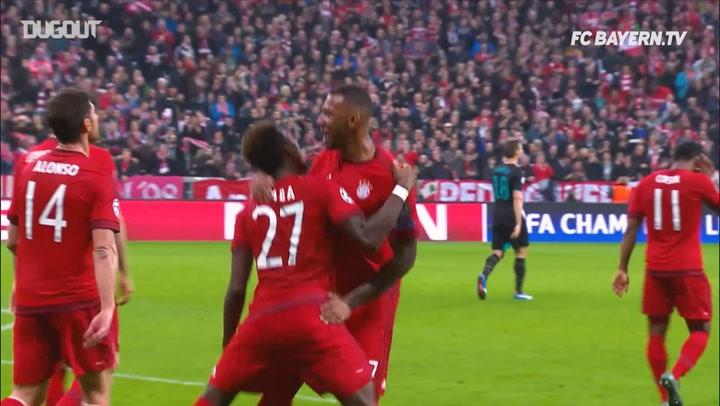 FC Bayern's Best Goals Vs Premier League Teams