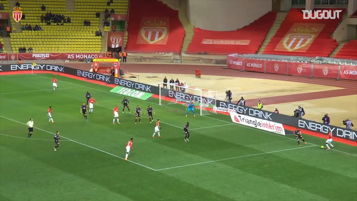 Rony Lopes' top five goals with AS Monaco