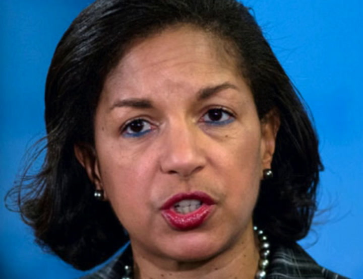 Susan Rice: Trump's 'Utter Incompetence' Has 'Cost Tens of Thousands of American Lives'