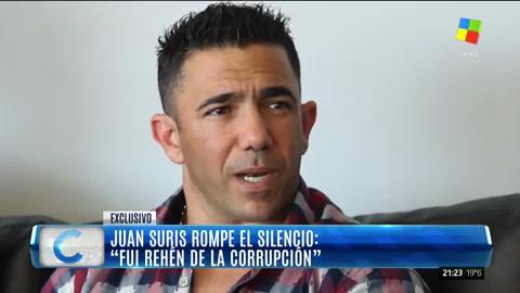 Suris rompió el silencio y acusó a Daniel Scioli de falsificar facturas a su nombre