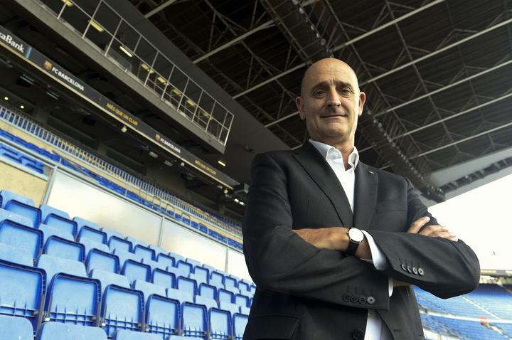 Entrevista a Jordi Moix, vicepresidente económico del FC Barcelona