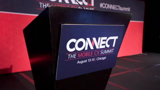 Watch highlights from this year's CONNECT: The Mobile CX Summit