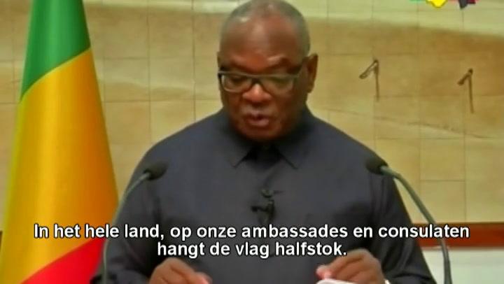 Noodtoestand uitgeroepen in Mali na terreuraanslag