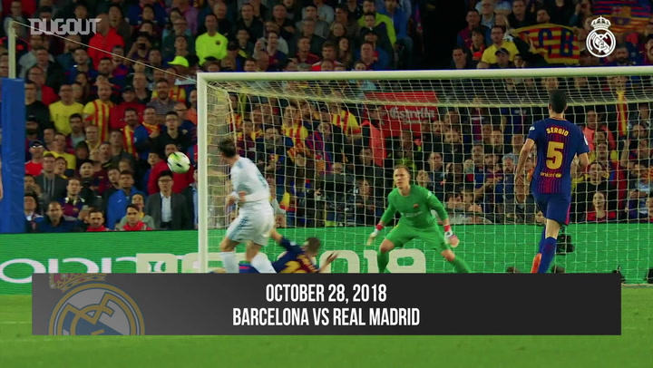 Real Madrid's LaLiga and Champions League Matches For October 2018