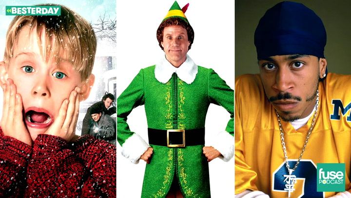 Childhood Christmas Movies Galore and Ludacris: Besterday Podcast