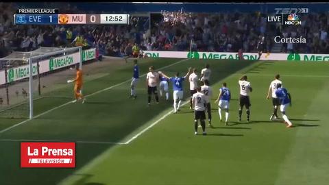 Everton 4-0 Manchester United (Premier League)