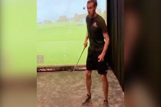 ¡Un crack! Gareth Bale combina el fútbol y golf en su cuarentena