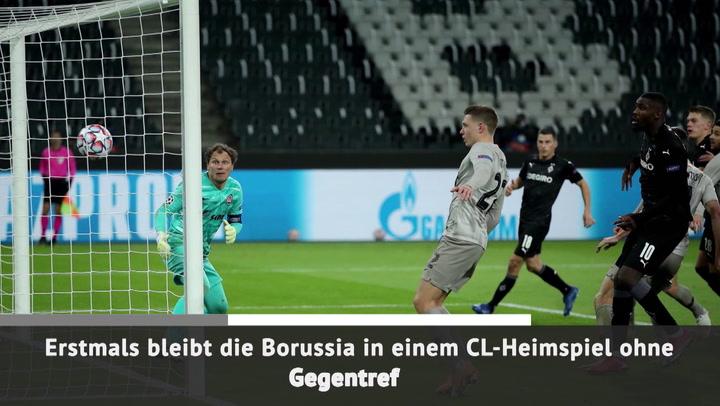 4:0! Gladbach mit Gala gegen Donezk