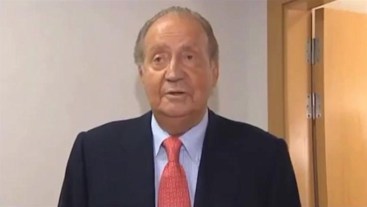 """Los momentos mas comentados del Rey Juan Carlos I: Sus disculpas tras un viaje de caza a Botsuana: """"Lo siento mucho"""