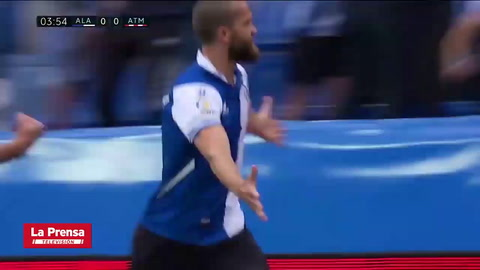 Alavés 1-0 Atlético de Madrid (Liga Española)