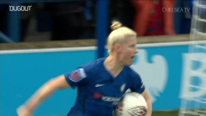 Chelsea's unbeaten 2019-20 WSL campaign