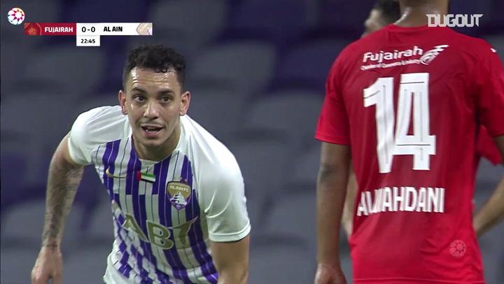 Caio Canedo Correa's solo stunner against Al Fujairah