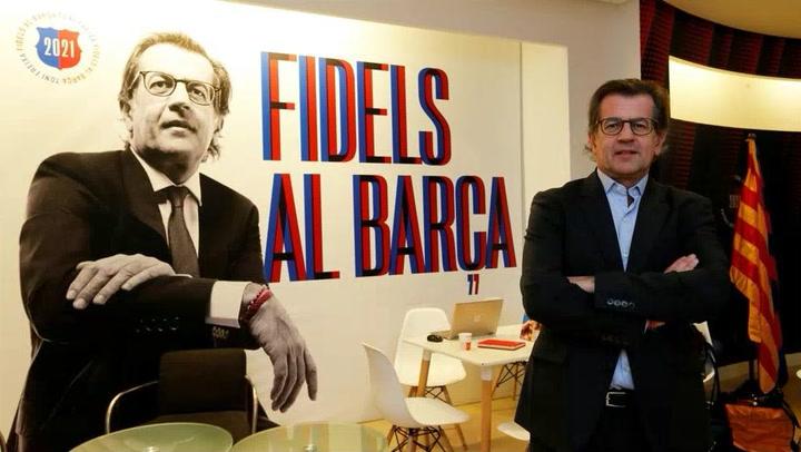 Entrevista con Toni Freixa, precandidato a las Elecciones del FC Barcelona