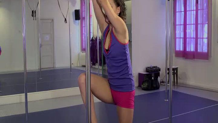 Hvordan klatre i poledance