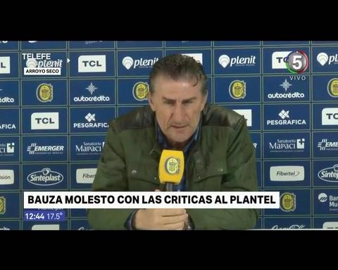 Bauza no confirmó a Ruben y dijo que el lunes puede jugar Herrera