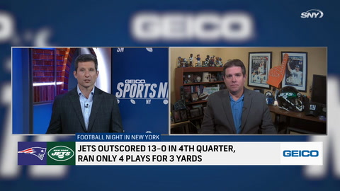 FNNY: Jets' defense melting down in 4th quarter was biggest issue in loss to Patriots