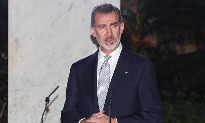 El discurso del rey Felipe:  \'Los cambios en un país no pueden ser impuestos\'