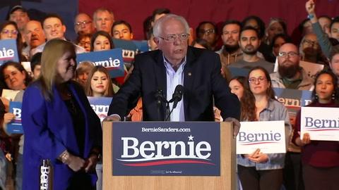 Sanders gana Nevada y se fortalece en la carrera presidencial demócrata