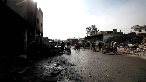 Decenas de muertos en la ofensiva de Idlib parecen marcar el fin de la tregua en Siria