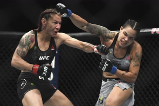 Cris Cyborg says fans want to see her rematch Amanda Nunes