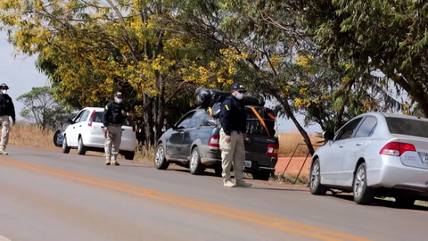 Terror en ciudad brasileña por criminal fugado