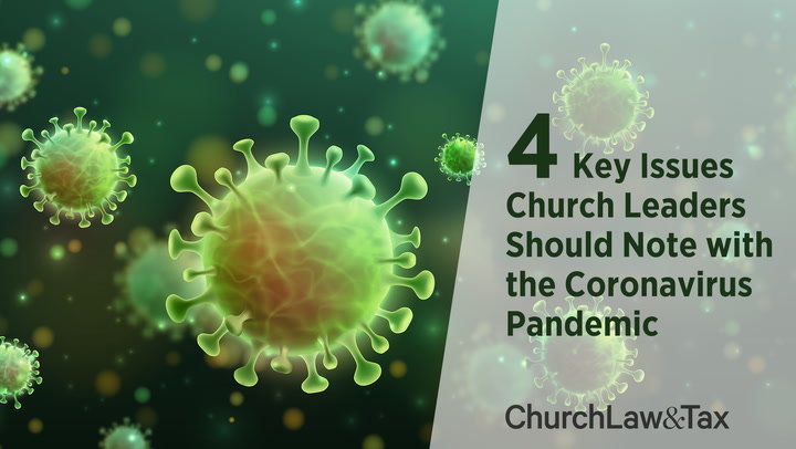Video: Richard Hammar Explains 4 Keys Issues to Consider During a Pandemic