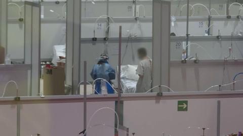 Vuelve a subir cifra diaria de muertes en España por el coronavirus
