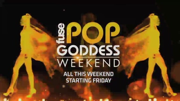 Pop Goddesses - All This Weekend Starting Friday