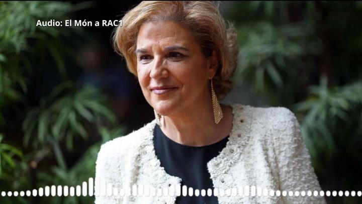 Pilar Rahola explica el incidente entre Joan Laporta y el abogado Pepe Oriola