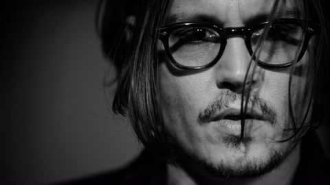 Depp Calls for  Trump Assassination