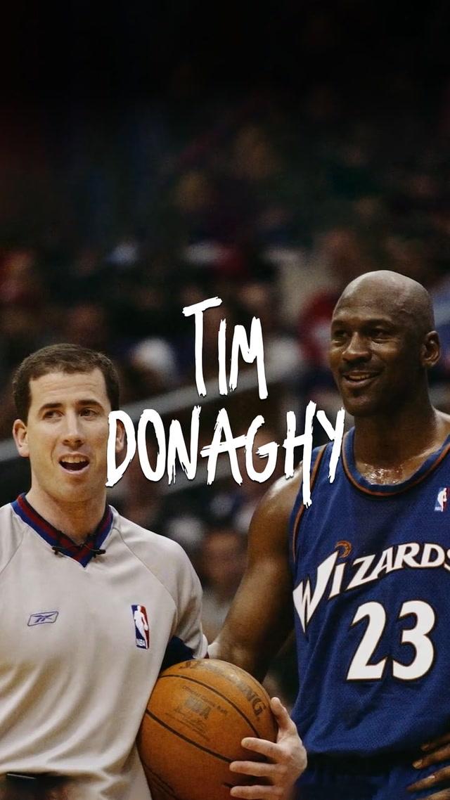 NBA bahislerinin içindeki hakem: Tim Donaghy