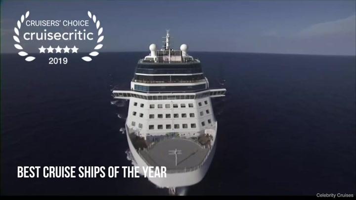 Cruise Critic's 2019 Cruisers' Choice Award Winners!