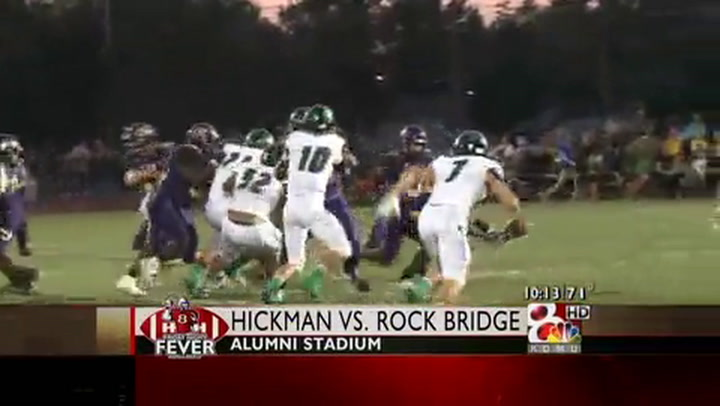 Rock Bridge at Hickman FNF Week Five