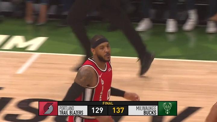 Resumen de la jornada de la NBA, el 22 de noviembre de 2019