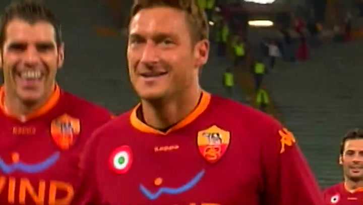 On This Day: Totti Coppa Italia Brace