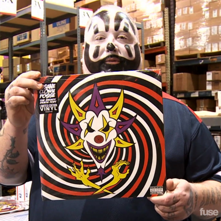 Tour Psychopathic Records with Insane Clown Posse