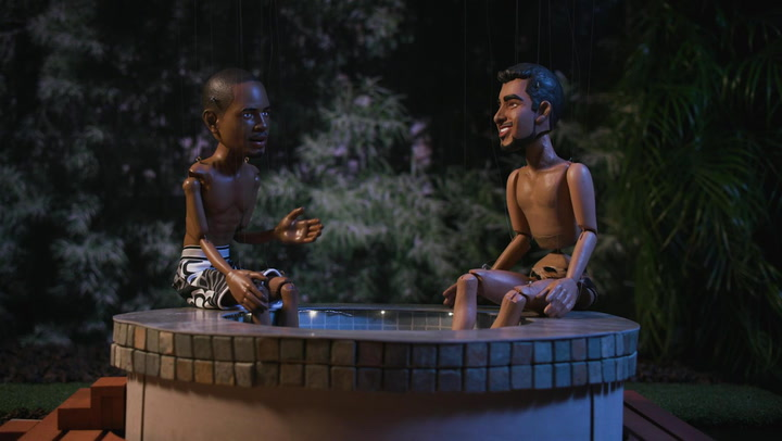 Puppet Hot Tub Aftershow Episode 2: Anjelah Johnson and Damon Wayans Jr.