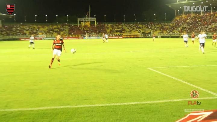 William Arão's best Flamengo moments