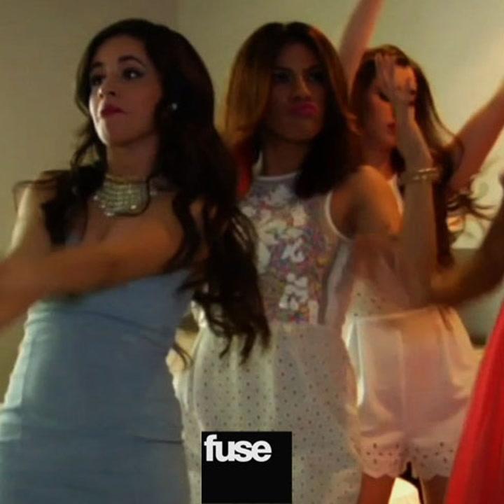 Fifth Harmony Does The Harlem Shake