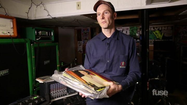 Hank3's Vinyl Collection