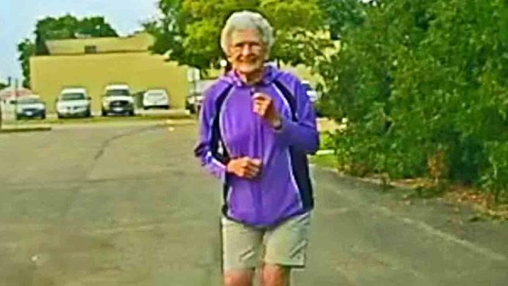 Millie (92): – Noen ganger må man bare danse